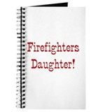 Firefighters Daughter Journal