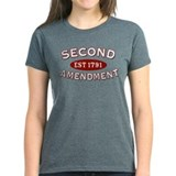 Second Amendment 1791  T