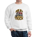 Mud Truck Chevy Sweatshirt