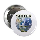 "Soccer Earth 2.25"" Button"