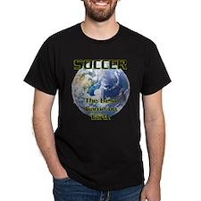 Soccer Earth T-Shirt