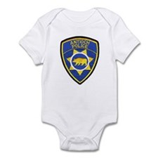 Antioch Police Department Infant Bodysuit