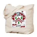 Couper Family Crest Tote Bag