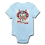 Couper Family Crest Infant Creeper