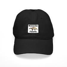 Wolverine Fanatic Black Cap