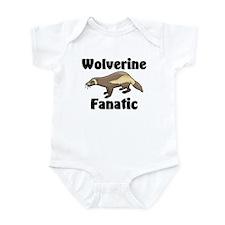 Wolverine Fanatic Infant Bodysuit
