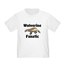 Wolverine Fanatic Toddler T-Shirt
