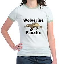 Wolverine Fanatic Jr. Ringer T-Shirt