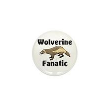Wolverine Fanatic Mini Button (10 pack)