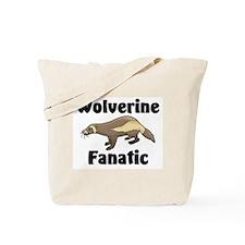 Wolverine Fanatic Tote Bag