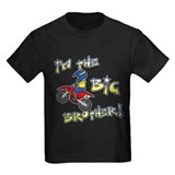 MX Big Brother Kids Black TShirt