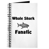 Whale Shark Fanatic Journal