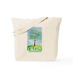 Green Riverside - Tote Bag