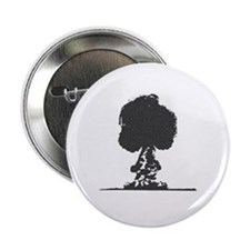 "Mushroom Cloud 2.25"" Button"