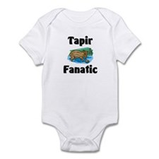 Tapir Fanatic Infant Bodysuit