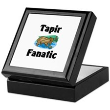 Tapir Fanatic Keepsake Box
