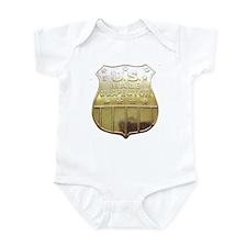 U. S. Male Inspector Infant Bodysuit