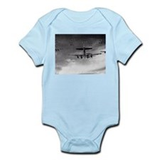 B-17's Over Germany Infant Creeper