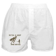 Notch & Drop Boxer Shorts