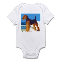 Airedale Infant Creeper