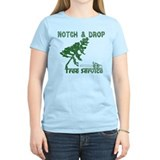 Notch & Drop Chainsaw T-Shirt