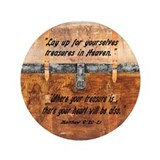 "Treasure in Heaven 3.5"" Button (100 pack)"