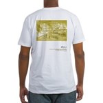 AotW Image Series #5 Fitted T-Shirt