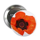 "Red Poppies 2.25"" Button (10 pack)"