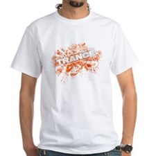 Trance EDM Orange Shirt