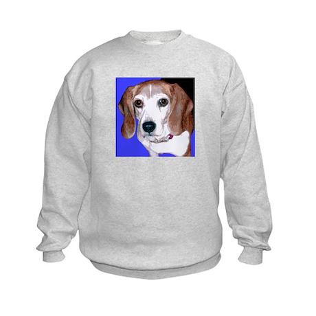 Pop Beagle Kids Sweatshirt