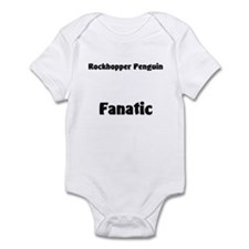Rockhopper Penguin Fanatic Infant Bodysuit
