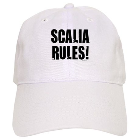 Scalia Rules Cap