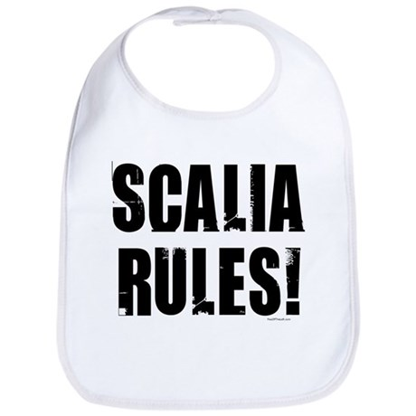 Scalia Rules Bib