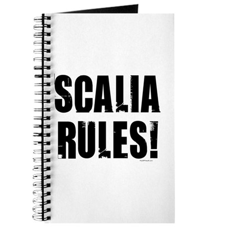 Scalia Rules Journal