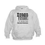 I Wear Pearl For My Best Friend Hoodie