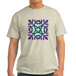 Colorful Papercut Light T-Shirt