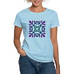 Colorful Papercut Women's Light T-Shirt
