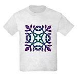 Colorful Papercut Kids Light T-Shirt