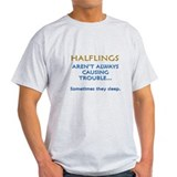 Troublesome Halflings T-Shirt