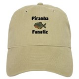 Piranha Fanatic Baseball Cap