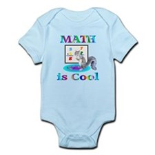Math is Cool Infant Bodysuit