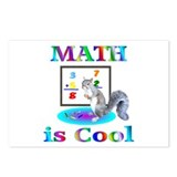 Math is Cool Postcards (Package of 8)