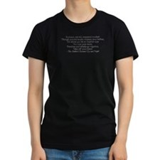 'Touch The Belly Lose The Hand' T-Shirt