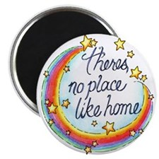 "No Place Like Home 2.25"" Magnet (10 pack)"
