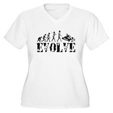 Go-Kart Evolution T-Shirt