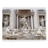 Splendor of Italy Wall Calendar