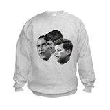 Obama - Kennedy (JFK, RFK) Sweatshirt
