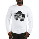 Obama - Kennedy (JFK, RFK) Long Sleeve T-Shirt