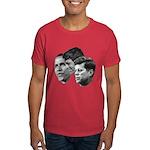 Obama - Kennedy (JFK, RFK) Dark T-Shirt