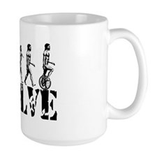 Unicycle Unicycling Unicyclist Mug